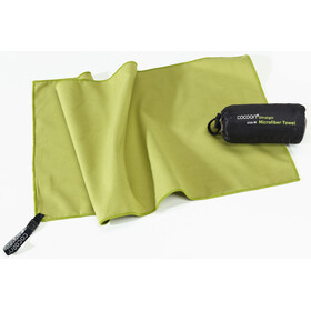 Cocoon Microfiber Towel Ręcznik Ultralight Medium zielony